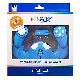 4Gamers KidzPLAY Wireless Motion Wheel (PS3)