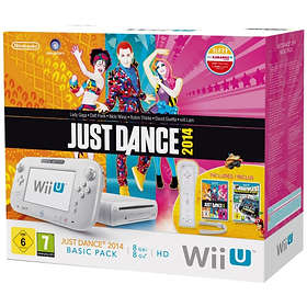 Nintendo Wii U Basic (+ Just Dance 2014 + Nintendo Land)