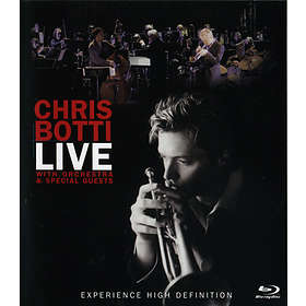Chris Botti: Live With Orchestra (US)