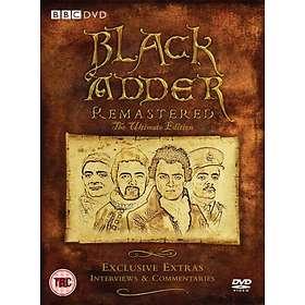 Blackadder 1-4 Collection (UK)