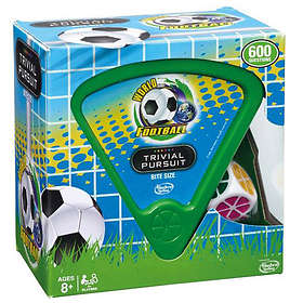 Hasbro Trivial Pursuit World Football Bite Size