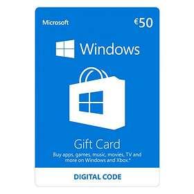 Microsoft Xbox Gift Card - 50 EUR