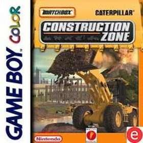 Matchbox Caterpillar Construction Zone (GBC)