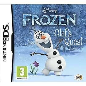 Disney Frozen: Olaf's Quest (DS)