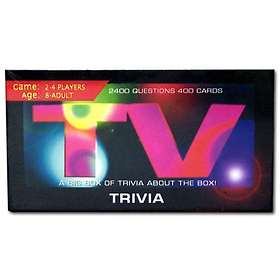 Paul Lamond Games TV Trivia