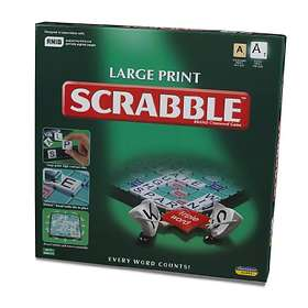 Paul Lamond Games Large Print Scrabble