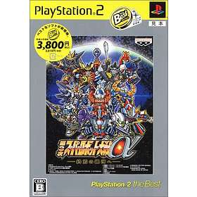 super robot taisen ps2