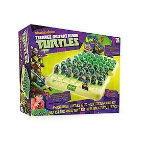 Imc Toys Teenage Mutant Ninja Turtles: Guessing Game