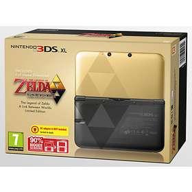 Nintendo 3DS XL (incl. The Legend of Zelda: A Link Between Worlds) - Limited Ed.