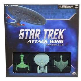 WizKids Star Trek: Attack Wing (Miniatures Game)