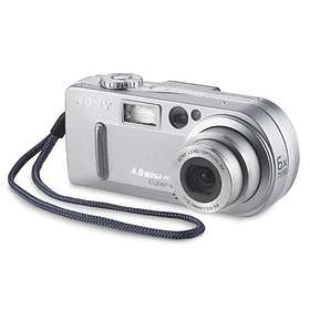 Sony CyberShot DSC-P9