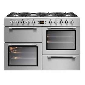 Leisure Cookmaster 100 Dual Fuel (Stainless Steel)
