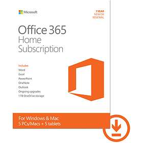 Microsoft Office 365 Home MUI