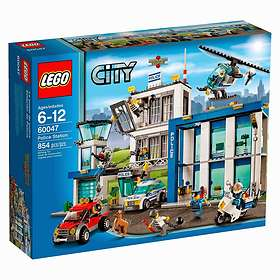 LEGO City 60047 Polisstation