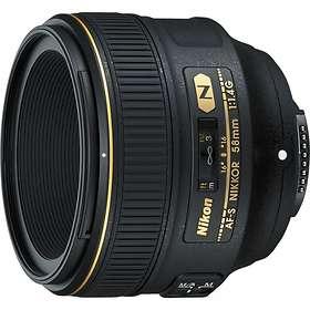 Nikon Nikkor AF-S 58/1,4 G