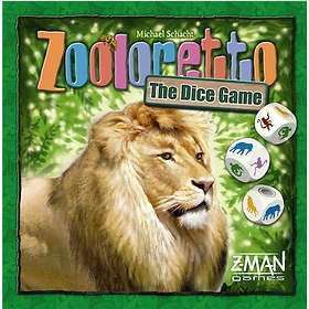 Z-Man Games Zooloretto: The Dice Game