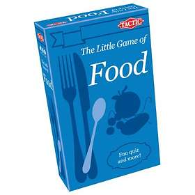 Tactic The Little Game Of Food (pocket)