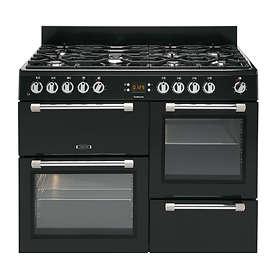 Leisure Cookmaster 110 Dual Fuel (Black)
