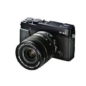 Fujifilm X-E2 + 18-55/2,8-4,0 OIS