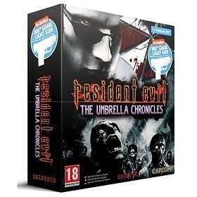 Resident Evil: The Umbrella Chronicles (+ Light Gun) (Wii)