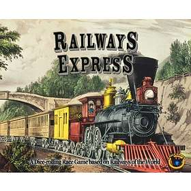 Eagle Games Railways Express