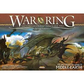 Ares War of the Ring: Lords of Middle-Earth (2nd Edition)