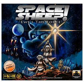 Stronghold Games Space Sheep! Ewe's The Force