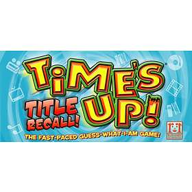RnR Games Time's Up! Title Recall
