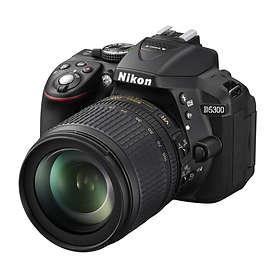 Nikon D5300 + 18-105/3,5-5,6 VR