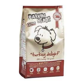 Barking Heads Turkey Delight 12kg