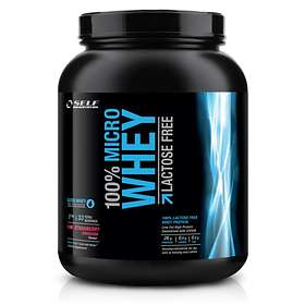 Self Omninutrition 100% Micro Whey Lactose Free 1kg