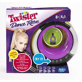 Hasbro Twister Dance Rave: Learn to Dance