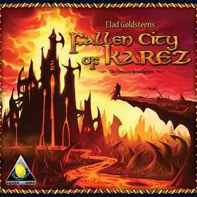 Golden Egg Games Fallen City Of Karez
