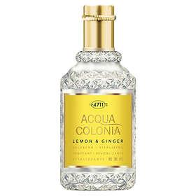 4711 Acqua Colonia Lemon & Ginger edc 50ml