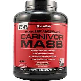 Musclemeds Carnivor Mass 2,7kg