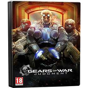 Gears of War: Judgment - Limited Steelbook Edition