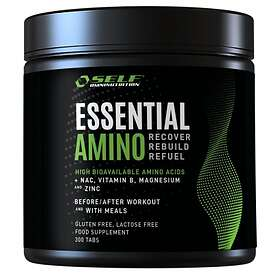 Self Omninutrition Essential Amino 300 Kapslar