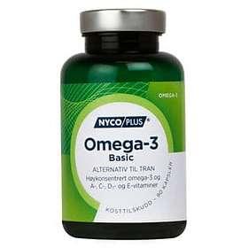 Nycomed Nycoplus Omega-3 Basic 90 Kapsler