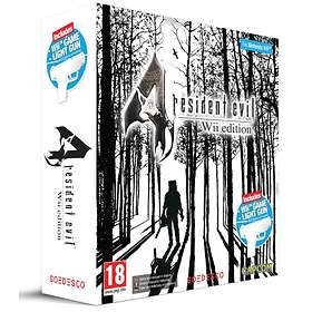 Resident Evil 4 (+ Light Gun) (Wii)