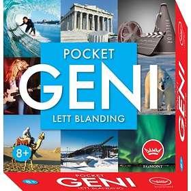 Geni: Lett Blanding (pocket)