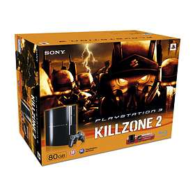 Sony PlayStation 3 80Go (+ Killzone 2)