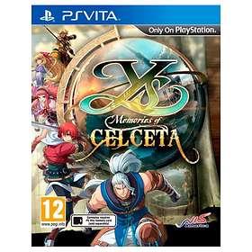 Ys: Memories of Celceta - Silver Anniversary Edition