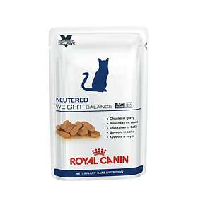 Royal Canin VCN Neutered Weight Balance 12x0,1kg