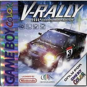 V-Rally Championship Edition (GBC)