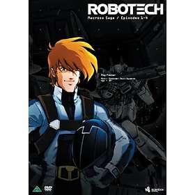 Robotech: Macross 1-4