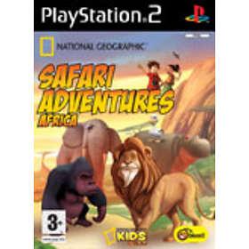 Safari Adventures: Africa (PS2)