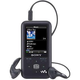 Sony Walkman NWZ-S618F 8Go