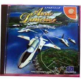 AeroDancing featuring Blue Impulse (Japan-import)
