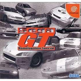 Sega GT Homologation Special (JPN) (DC)