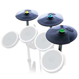 Mad Catz Rock Band 2 Triple Cymbal Expansion Kit (Xbox 360)